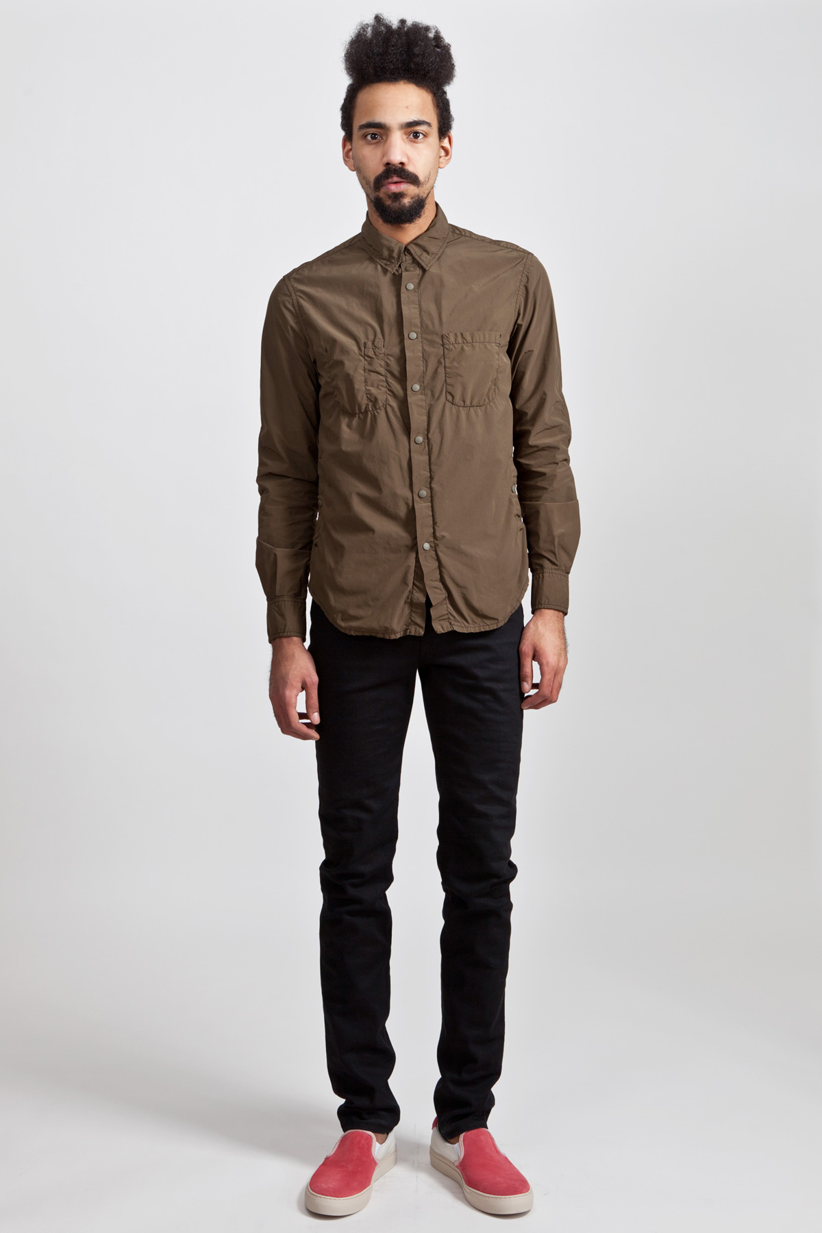 Aspesi - Jacket Shirt - headway.ro